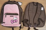 Sac à dos Enfants Hello Kitty